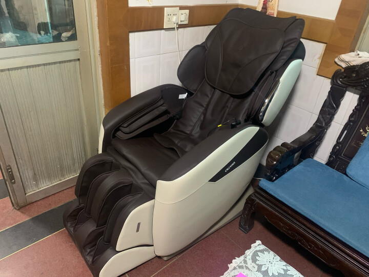 奥佳华OGAWA家用按摩椅零靠墙全自动按摩沙发椅OG-7105质量功能如何,真实揭秘 好货众测 第7张
