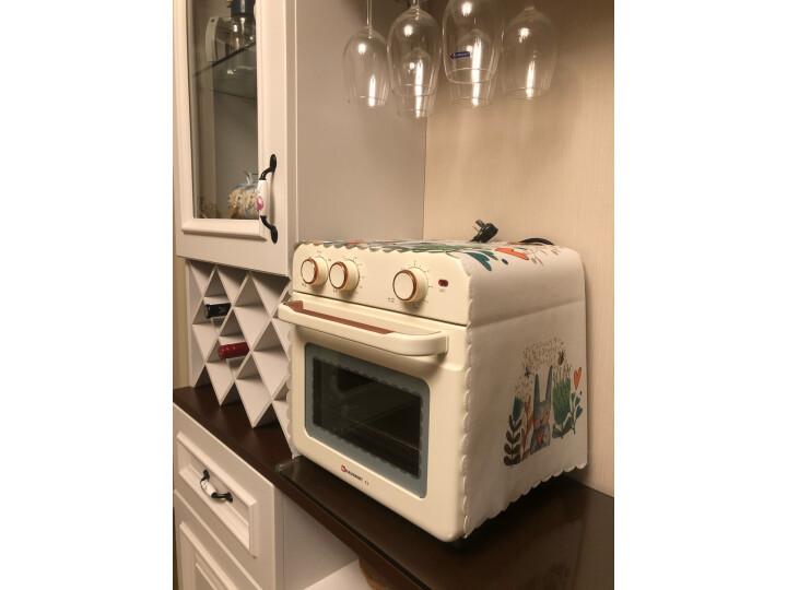 海氏K3空气炸烤箱Air Fryer oven怎么样?官方质量内幕最新评测分享 艾德评测 第11张