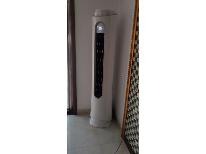 奥克斯 (AUX) 3匹倾城立柜式空调柜机(KFR-72LW-BpR3NHA2+1) 怎么样?真相揭秘一个月使用感受 值得评测吗 第4张