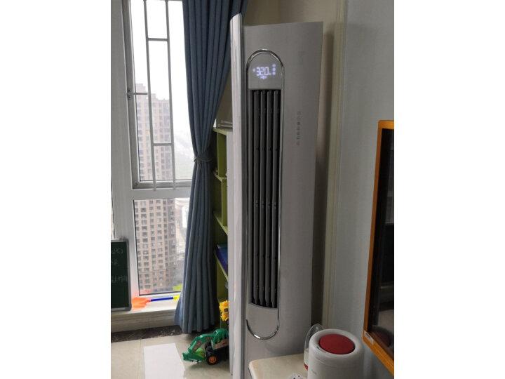 奥克斯(AUX)2匹 倾城立柜式空调柜机(KFR-51LW-BpR3NHA2+1)怎么样?最新网友爆料评价评测感受 值得评测吗 第9张