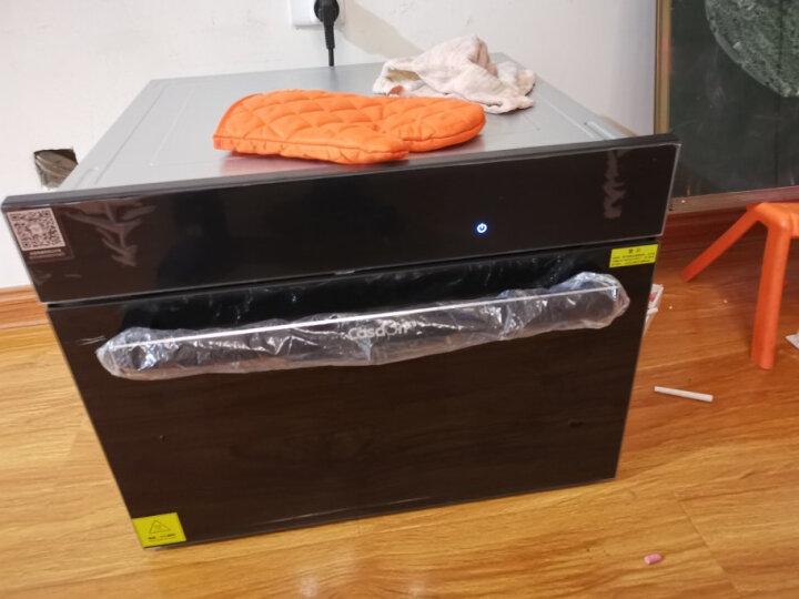 凯度(CASDON)嵌入式蒸箱烤箱SR60A-ZD好不好啊_质量内幕媒体评测必看 电器拆机百科 第10张
