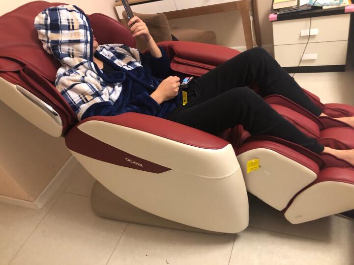 奥佳华OGAWA家用按摩椅OG-7105测评曝光?质量优缺点对比评测详解 好货众测 第5张