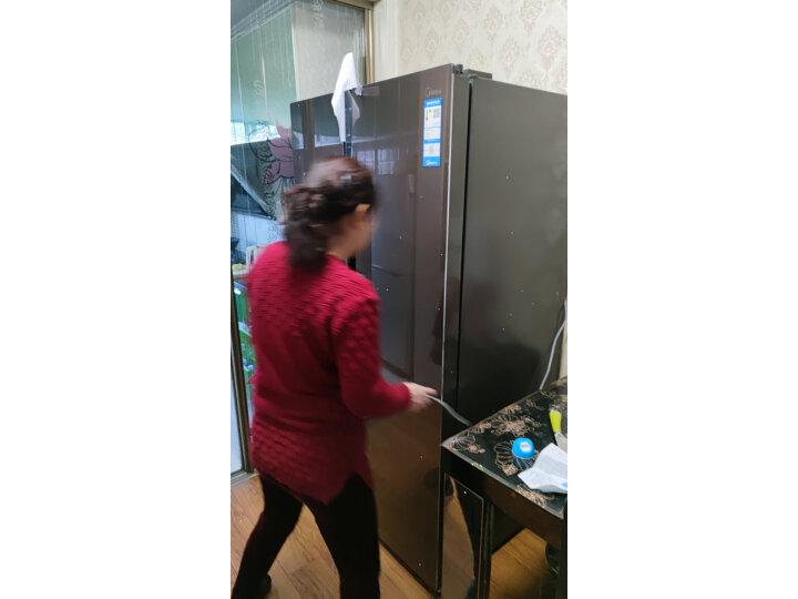 美的 (Midea)603升 对开门冰箱BCD-603WKGPZM(E)质量口碑如何,真实揭秘 艾德评测 第10张