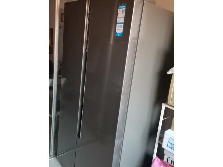 海尔520升双变频风冷无霜对开门双开门冰箱BCD-520WDPD怎么样?真实买家评价质量优缺点如何     怎么样?入手揭秘真相究竟怎么样呢? 值得评测吗 第1张