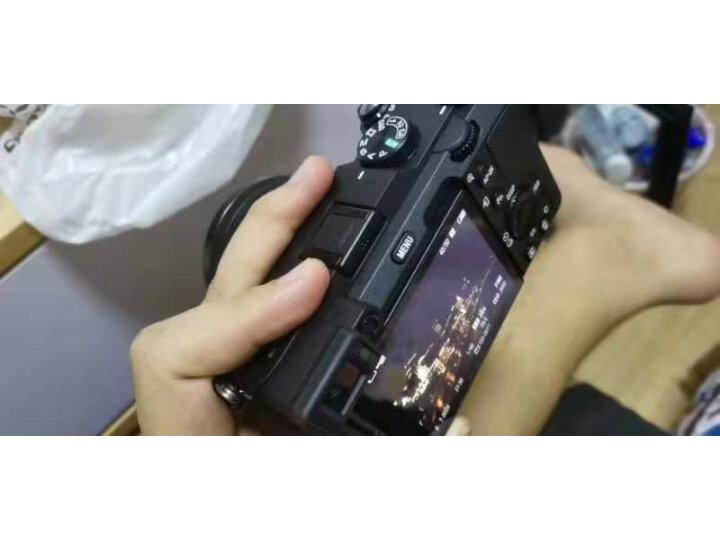索尼(SONY)Alpha 7CL 全画幅微单数码相机怎么样_不得不看【质量大曝光】 品牌评测 第6张
