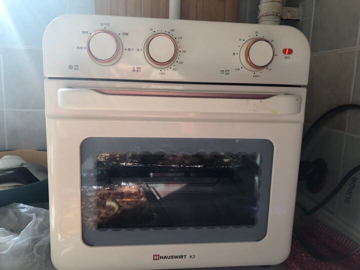 海氏K3空气炸烤箱Air Fryer oven怎么样?官方质量内幕最新评测分享 艾德评测 第2张