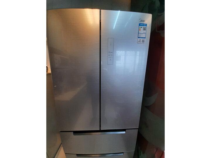美的516升一级能效法式四门冰箱BCD-516WGPM质量口碑如何?用户使用感受分享,真实推荐 好货众测 第1张
