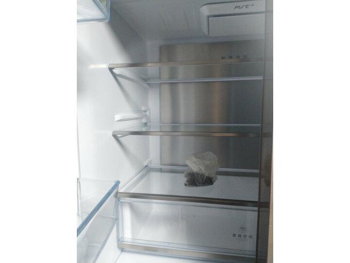 美的515升一级能效十字四门冰箱BCD-515WGPM内幕评测_有图有真相 艾德评测 第10张
