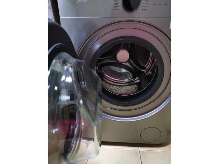 美的 (Midea)滚筒洗衣机MG100V70WD5-Y1Y怎么样质量评测如何_值得入手吗_ 品牌评测 第7张