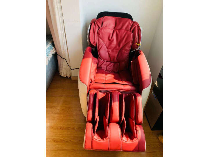 奥佳华OGAWA家用按摩椅零靠墙全自动按摩沙发椅OG-7105质量功能如何,真实揭秘 好货众测 第6张