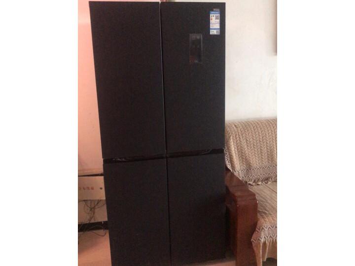 TCL 486升 双变频风冷无霜十字对开门电冰箱BCD-486WPJD评测爆料如何?入手半年内幕评测 好货众测 第11张