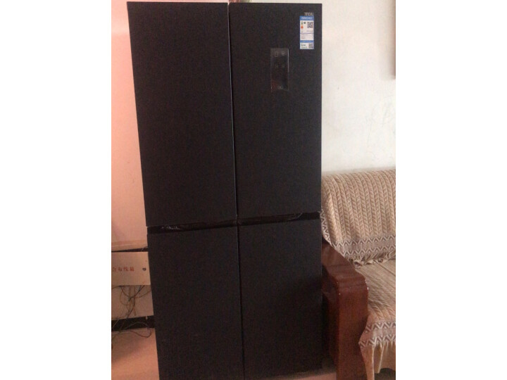 TCL 486升 双变频风冷无霜十字对开门电冰箱BCD-486WPJD怎么样【真实揭秘】内幕详情分享 品牌评测 第11张