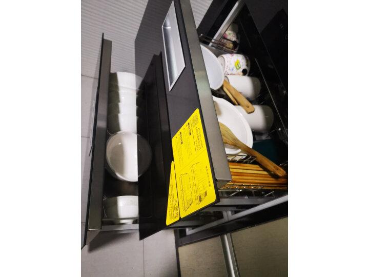 方太(FOTILE)ZTD100F-J89E消毒柜家用怎么样?亲身使用感受,内幕真实曝光 艾德评测 第6张