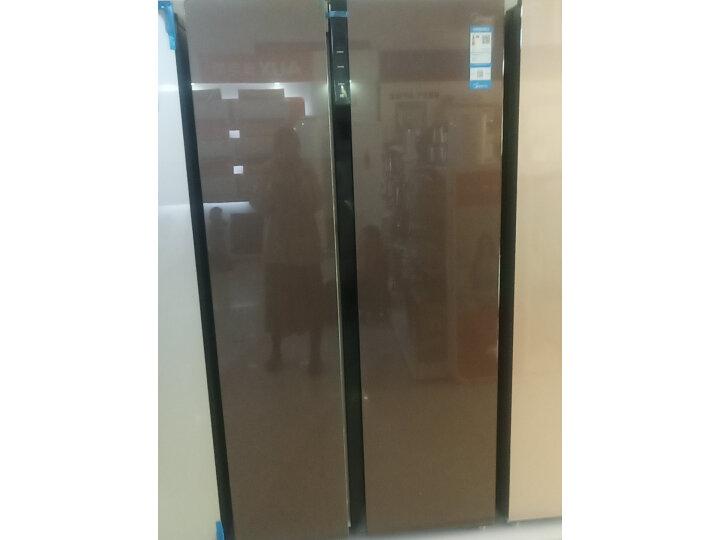 美的 (Midea)603升 对开门冰箱BCD-603WKGPZM(E)质量口碑如何,真实揭秘 艾德评测 第7张