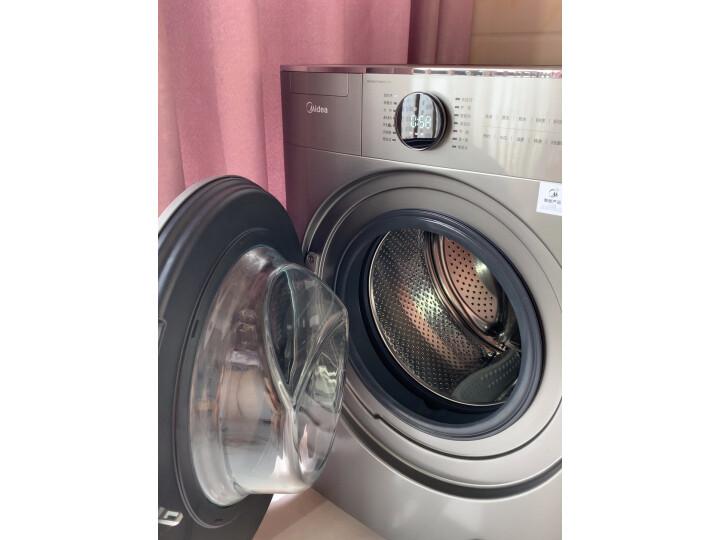 美的 (Midea)滚筒洗衣机MG100V70WD5-Y1Y怎么样质量评测如何_值得入手吗_ 品牌评测 第9张