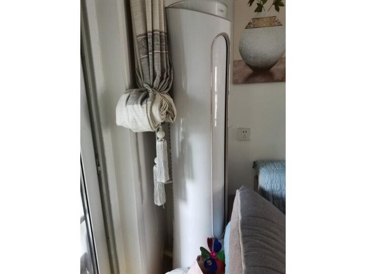 奥克斯3匹 金淑空调柜机(KFR-72LW-BpR3PYA2(B1))评测如何!对比评测分享 品牌评测 第11张