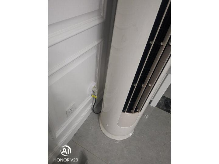 格力空调柜机2匹P新国标能效 云逸质量如何,网上的和实体店一样吗 品牌评测 第6张
