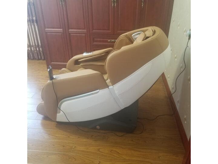 艾力斯特按摩椅家用全身电动按摩椅S700测评曝光【猛戳查看】质量性能评测详情 好货众测 第12张
