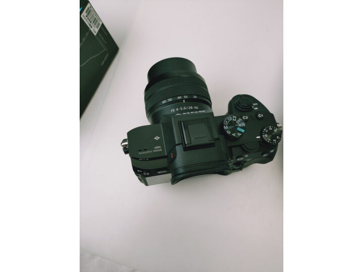 索尼(SONY)Alpha 7 III 28-60mm全画幅微单数码相机好不好,优缺点区别有啥? 选购攻略 第4张