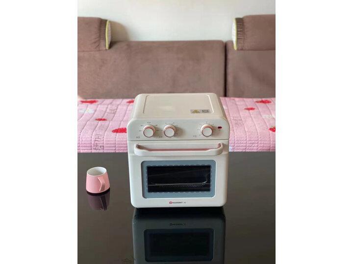 海氏K3空气炸烤箱Air Fryer oven怎么样?官方质量内幕最新评测分享 艾德评测 第8张