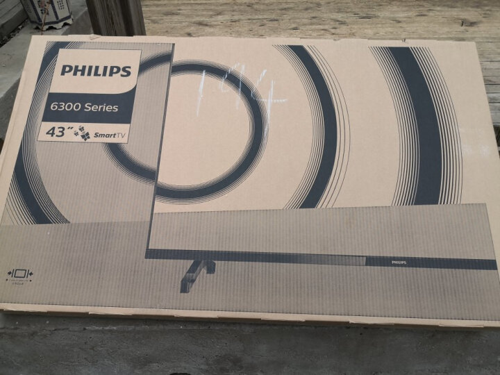 飞利浦(PHILIPS)43英寸网络智能平板液晶电视43PFF6395怎么样?入手揭秘真相究竟怎么样呢? 艾德评测 第1张