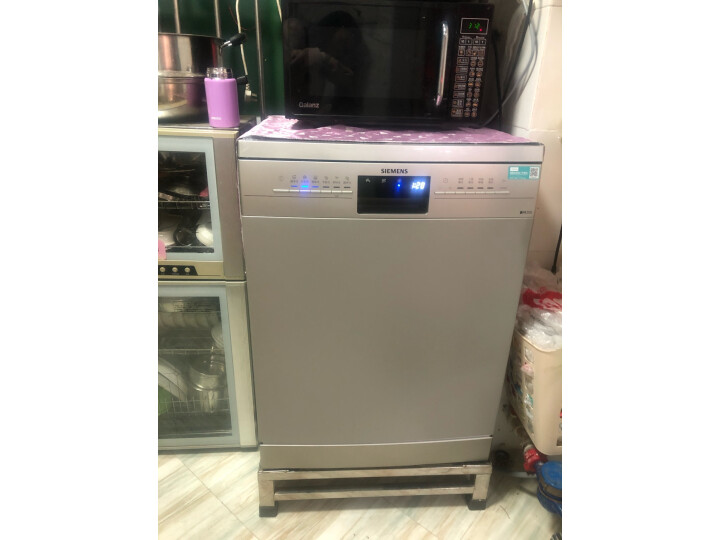 西门子(SIEMENS)智能家用 全自动洗碗机SJ236I01JC质量口碑如何网友大爆料!是不是坑 值得评测吗 第12张