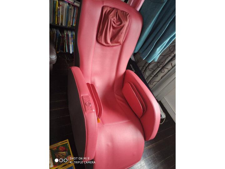 奥佳华OGAWA家用按摩沙发椅5518测评曝光【对比评测】质量性能揭秘 好货众测 第5张