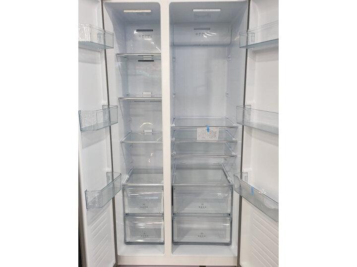 美的 (Midea)603升 对开门冰箱BCD-603WKGPZM(E)质量口碑如何,真实揭秘 艾德评测 第2张