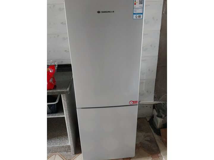 上菱冰箱BCD-203K质量评测,内情曝光 电器拆机百科 第10张
