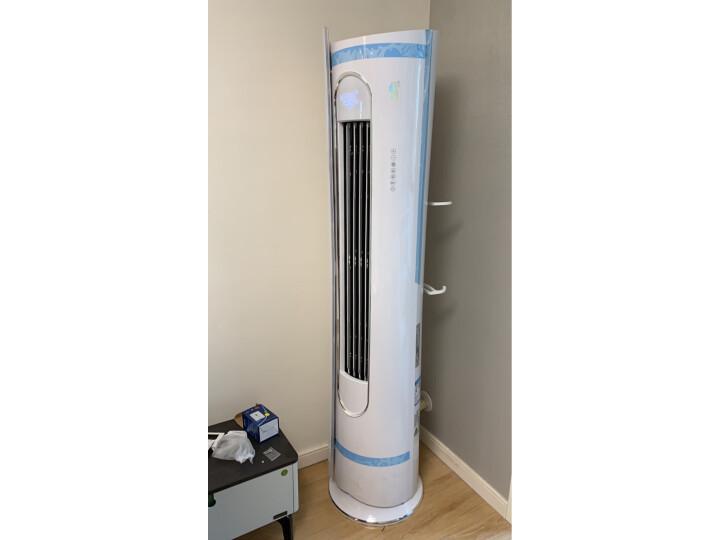 奥克斯 (AUX) 2匹倾城立柜式空调柜机(KFR-51LW-BpR3NHA2(B1))怎么样?最新统计用户使用感受,对比分享 艾德评测 第8张