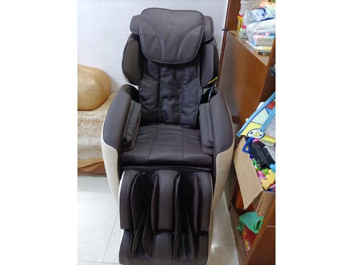 奥佳华OGAWA家用按摩椅零靠墙全自动按摩沙发椅OG-7105质量功能如何,真实揭秘 好货众测 第11张