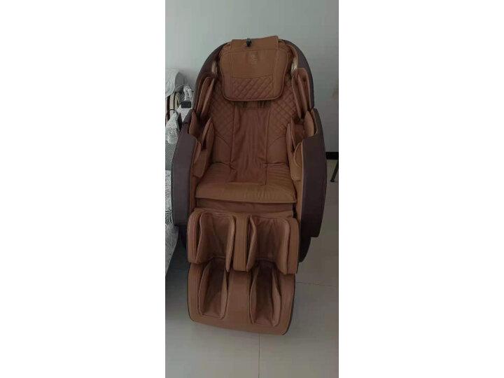艾力斯特(irest)按摩椅家用S600测评曝光【同款质量评测】入手必看 艾德评测 第3张