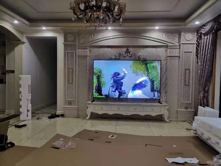 TCL智屏 85Q6 85英寸 巨幕私人影院电视好不好_优缺点区别有啥_ 艾德评测 第22张
