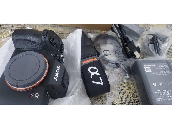 索尼(SONY)Alpha 7R III全画幅微单数码相机 SEL55F18Z镜头套装质量如何,网上的和实体店一样吗 好货众测 第5张