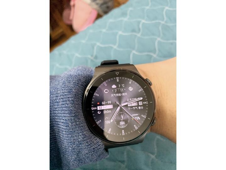 开箱测评:华为手表gt2pro优缺点如何,内情吐槽 爆款社区 第1张