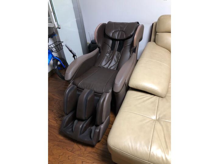 松下(Panasonic)按摩椅家用EP-MA04-V492怎么样【猛戳分享】质量内幕详情 艾德评测 第6张