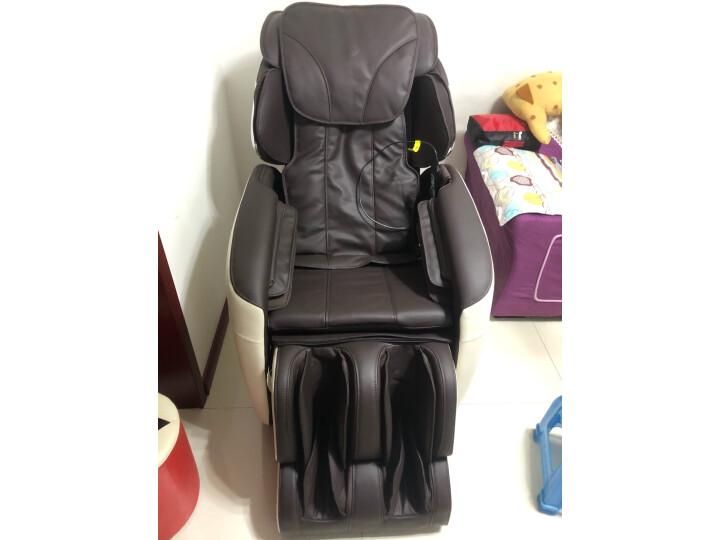 奥佳华OGAWA家用按摩椅OG-7105测评曝光?质量优缺点对比评测详解 好货众测 第6张