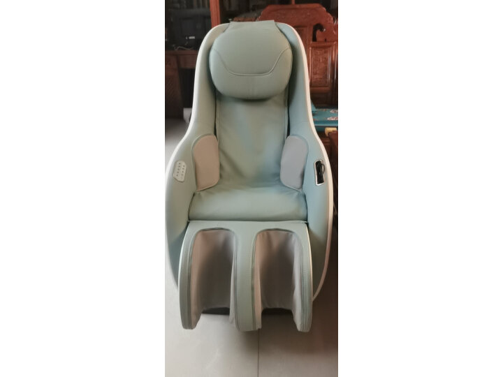 芝华仕 CHEERS 家用迷你小型全身芝华士按摩椅M2050怎么样_质量口碑评测_媒体揭秘 艾德评测 第8张