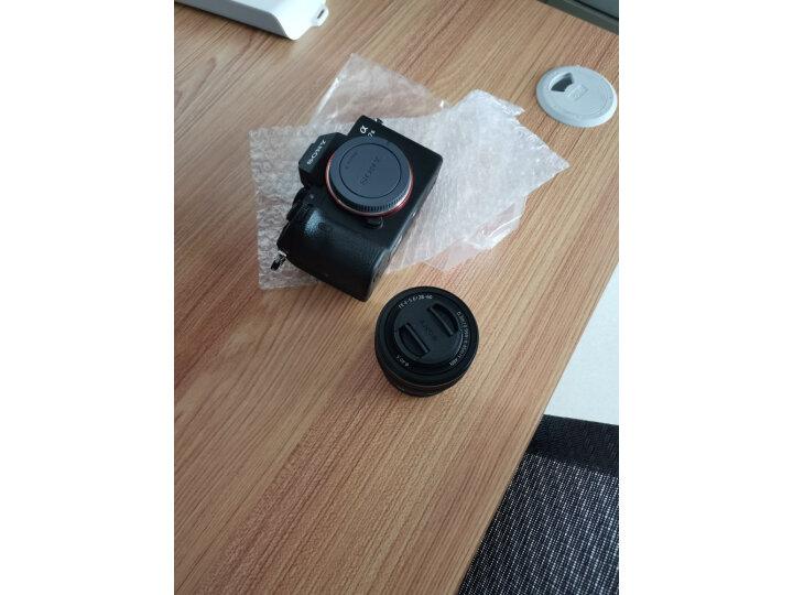 索尼(SONY)Alpha 7 III 28-60mm全画幅微单数码相机好不好,优缺点区别有啥? 选购攻略 第12张
