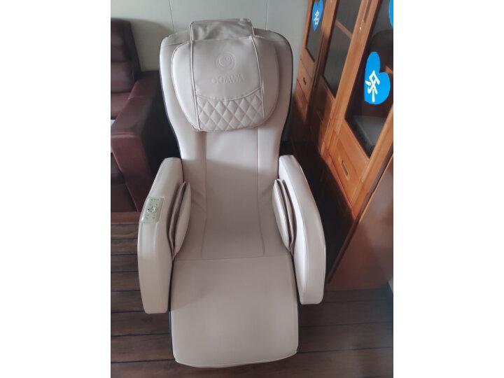 奥佳华OGAWA家用按摩沙发椅5518测评曝光【对比评测】质量性能揭秘 好货众测 第7张