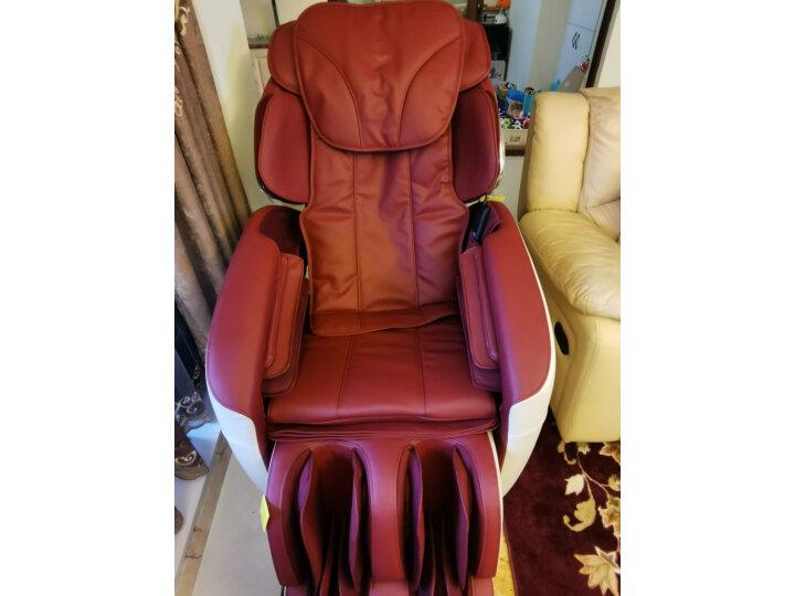 奥佳华OGAWA家用按摩椅OG-7105【真实大揭秘】质量性能评测必看 值得评测吗 第9张