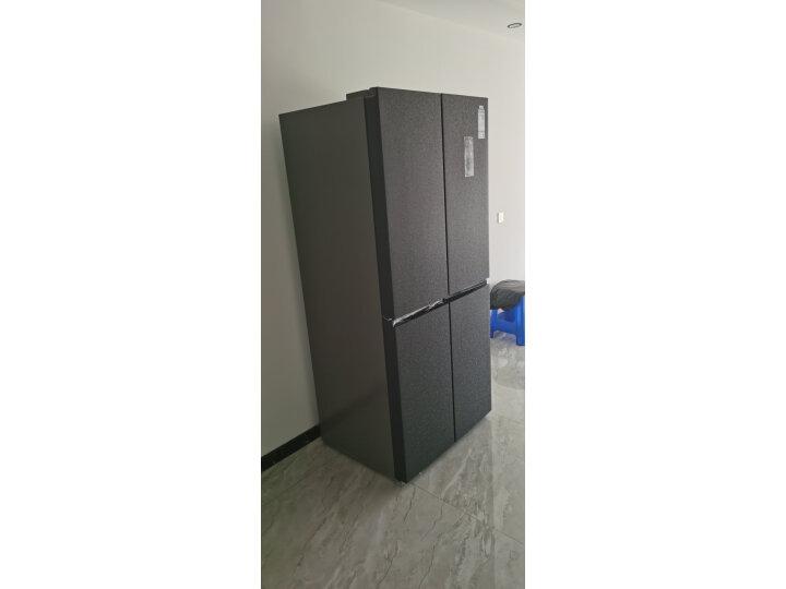 TCL 486升 双变频风冷无霜十字对开门电冰箱BCD-486WPJD评测爆料如何?入手半年内幕评测 好货众测 第14张