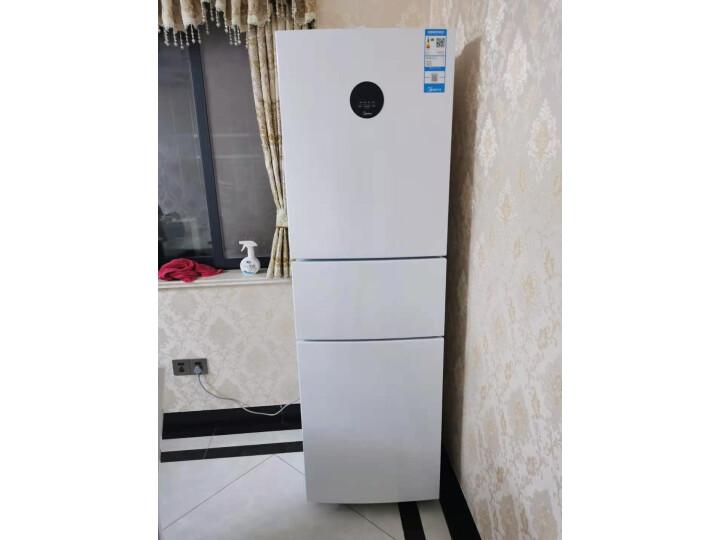 美的230升 新风冷无霜家用小冰箱BCD-230WTPZM(E)怎么样新闻爆料真实内幕【入手必看】 艾德评测 第8张