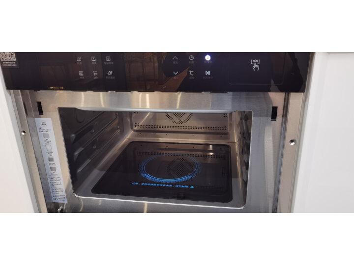 凯度嵌入式微蒸烤一体机SV4220EMB-TE怎么样值得买吗,内情评测曝光 电器拆机百科 第9张