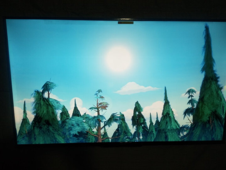 创维 酷开智慧屏 P50 50英寸4K超高清平板电视 50P50质量如何,网上的和实体店一样吗 好货众测 第5张