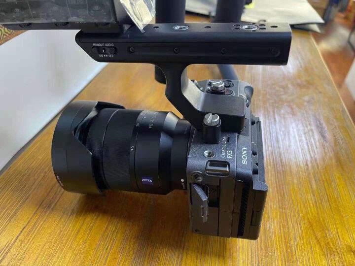 索尼(SONY)ILME-FX3摄像机全画幅电影摄影机质量口碑如何【猛戳分享】质量内幕详情 艾德评测 第9张