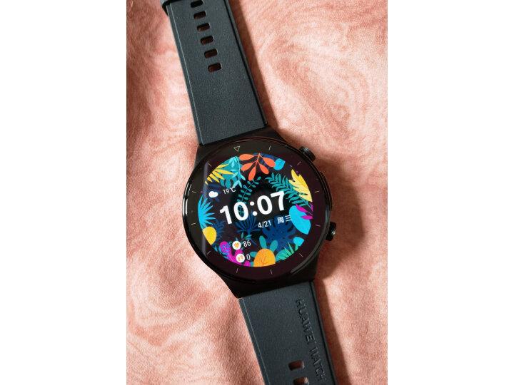 HUAWEI WATCH GT 2 Pro ECG版 华为手表怎么样-有谁用过-质量如何 品牌评测 第5张