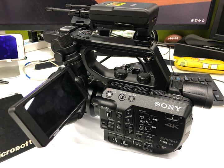 索尼(SONY)PXW-FS5M2K专业摄像机【质量评测】内幕最新详解 艾德评测 第6张