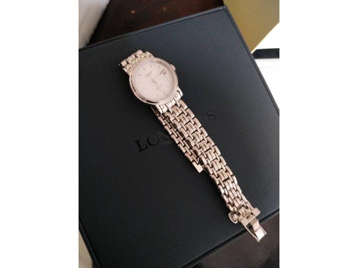 浪琴(Longines)瑞士手表 博雅系列 机械钢带男表 L49104576怎么样【内幕真实揭秘】入手必看 值得评测吗 第7张