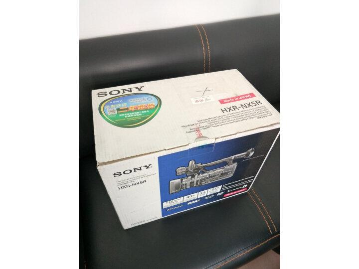 索尼(SONY)HXR-NX5R 3片1-2.8英寸摄录一体机质量口碑如何?内行质量对比分析实际情况。 艾德评测 第11张